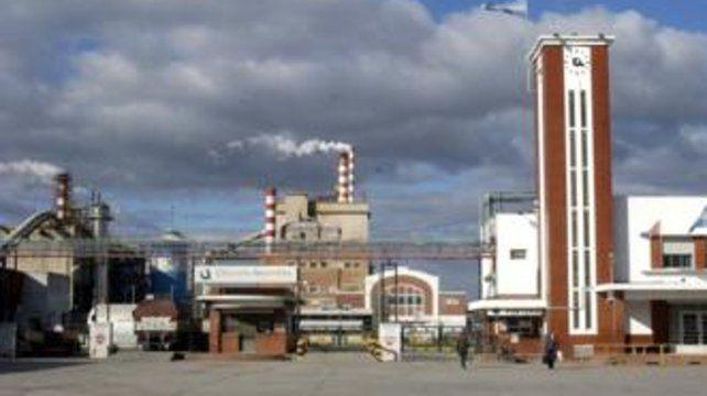 Celulosa Argentina tiene planta en Capitán Bermúdez.