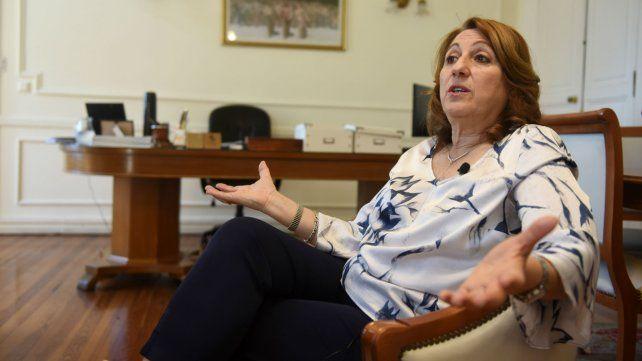 Fein: Más allá de los problemas, el municipio queda bastante organizado