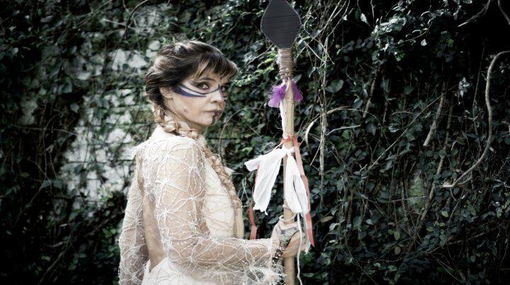 Guerrera. El último disco de Fabiana Cantilo