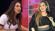 Explosivo cruce entre Cinthia Fernández y Karina La Princesita
