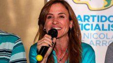 La designada presidenta del Consejo Federal de Políticas Públicas, Victoria Tolosa Paz.