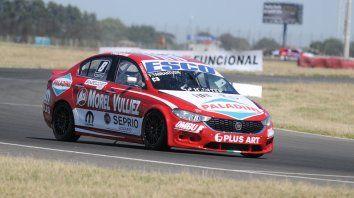 El Fiat Tipo rindió bárbaro en San Nicolás, donde el equipo tiene la pista de pruebas, y dejó primero al campeón 2011.