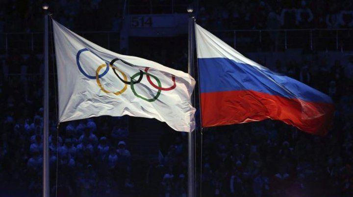 La agencia Antidopaje suspendió a Rusia de los Juegos Olímpicos y el Mundial de Qatar