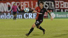 Preparado. Moreno aguarda la chance de ser titular en Avellaneda. En enero puede irse al Preolímpico de Colombia.