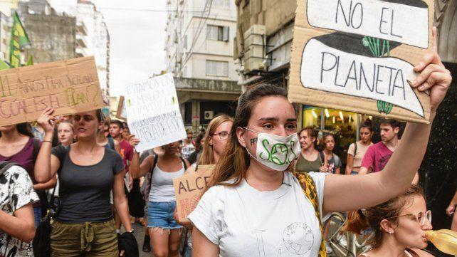 Los jóvenes alzan su voz por los derechos humanos