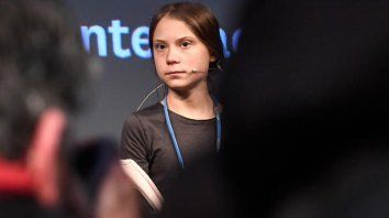 Bolsonaro le dijo mocosa a Greta Thunberg
