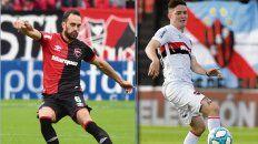 Gentiletti y Moreno reemplazarían a Lema y Denis Rodríguez.