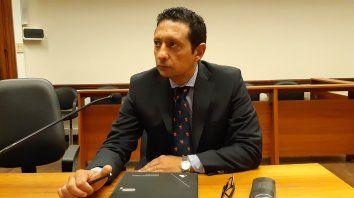 El fiscal Estanislao Giavedoni tiene a su cargo la investigación de la causa.