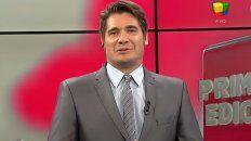Tras la salida de Mónica Gutiérrez, Andino deja el noticiero
