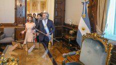 Fernández se quejó del aire acondicionado de la Casa Rosada