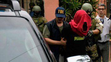 El abogado Claudio Tavella fue detenido en la casa de un familiar.