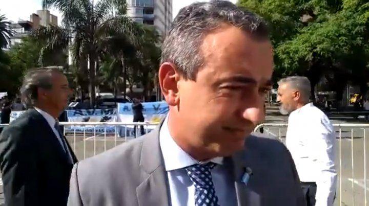 Javkin: Con Perotti nos espera una etapa de trabajo en conjunto