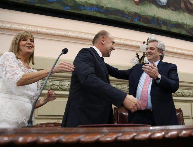 Perotti ajusta la sintonía con el gobierno nacional en áreas laboral y fiscal