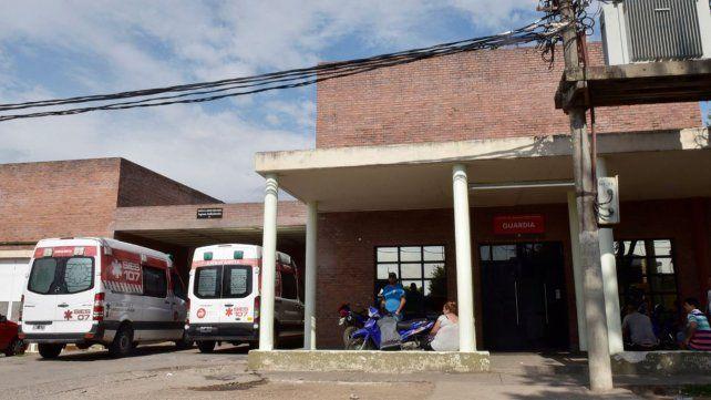 La mujer falleció en el hospital Gamen de Villa Gobernador Gálvez.