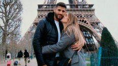 Las postales románticas de Mica Tinelli y Licha López en París