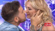 Fede Bal repartió besos en TV a Yanina Latorre y Andrea Taboada