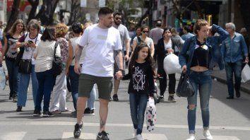 Tras la experiencia en calle San Luis, este sábado el Paseo del Siglo será peatonal.