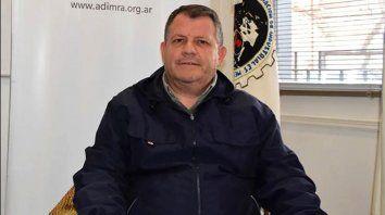 Roberto Maggi, expresidente de la Asociación de Industriales Metalúrgicos (AIM) de San Francisco.