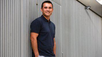 Villar: Estoy orgulloso de estar identificado con Newells