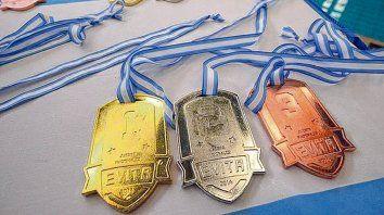 Oro, plata y bronce. El medallero de los últimos cuatro años borró la imagen de quien creó los Juegos en 1948.