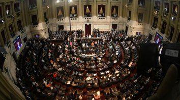 Clave. Hace una semana asumía Alberto Fernández frente a legisladores. Ahora, tratarán su megaproyecto.