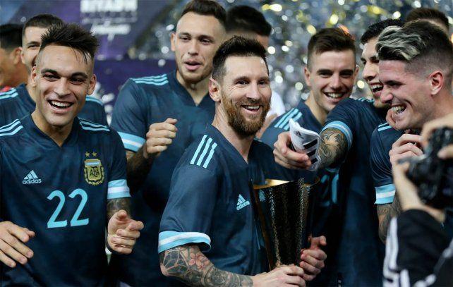 El fixture de la selección rumbo al Mundial de Qatar