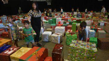 Una idea solidaria para celebrar la Navidad