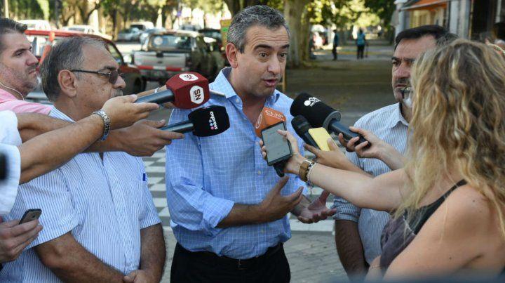Pablo Javkin expresó su preocupación por la crisis en seguridad que padece la provincia.