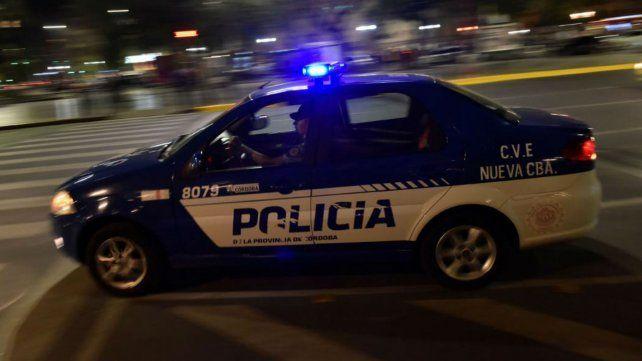 La policía de Córdoba montó un amplio operativo .