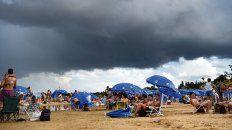 El Servicio Meteorológico Nacional alertó sobre la posibilidad que haya tormentas fuertes en la provincia.