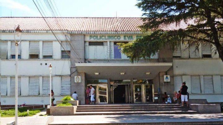 El gendarme falleció en el hospital Eva Perón
