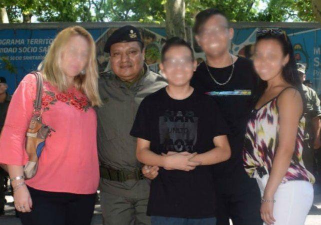 El gendarme asesinado fue identificado comoRubén Darío Soto