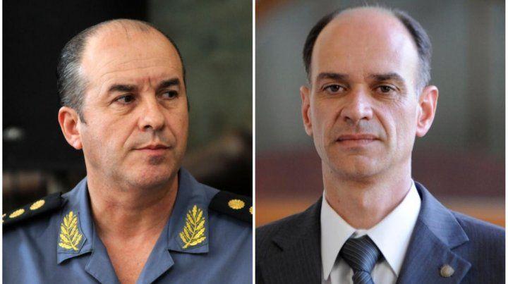 Piden nueve años de prisión para dos exjefes policiales