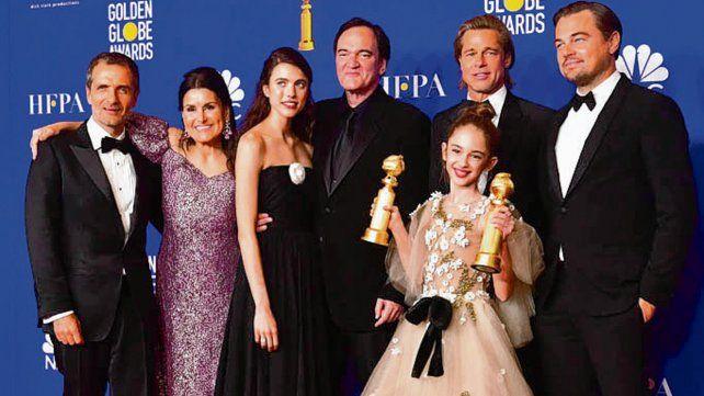 Los elegidos. Tarantino