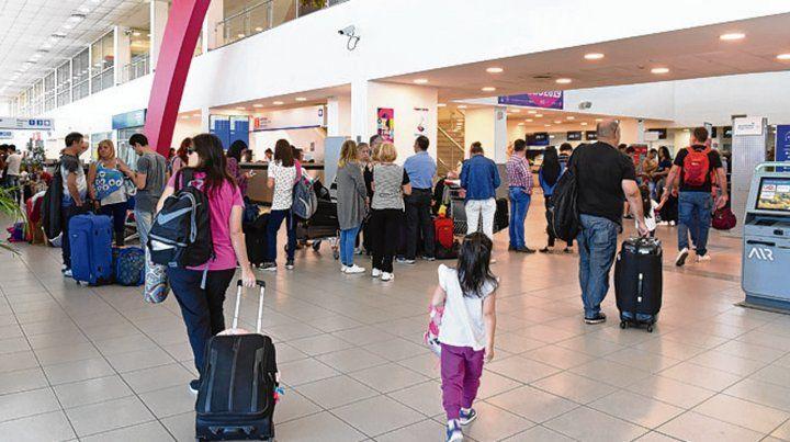En los últimos meses había crecido la cantidad de pasajeros.