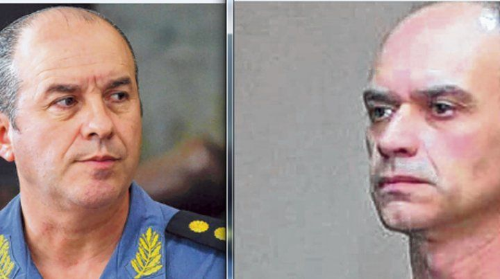 Investigados. Roberto Grau y Omar Odriozola
