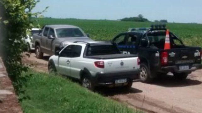 El operativo para detener al presunto violador se realizó en una vivienda de Arequito.