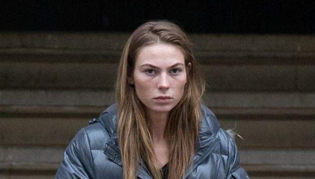La joven fue condenada a seis meses de prisión. (Foto: Daily Mail)