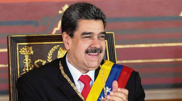Nicolás Maduro. No podrán con nosotros