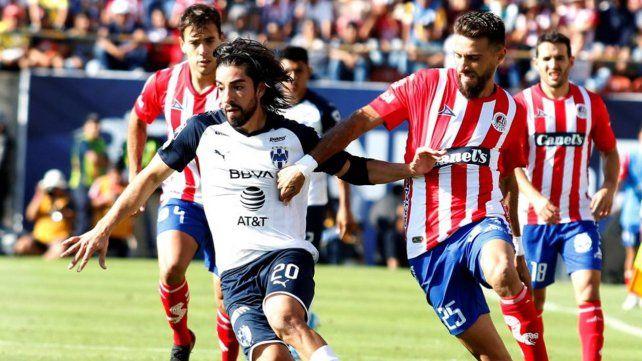 Laso llegaría a Central luego de lograr la salida de Atlético San Luis.