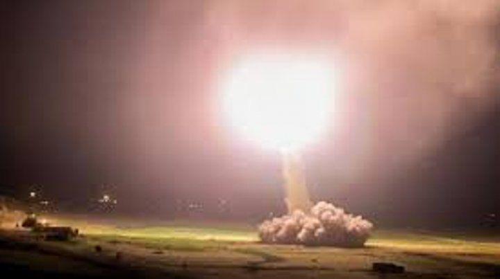 Irán bombardeó una base militar de  Estados Unidos en Irak