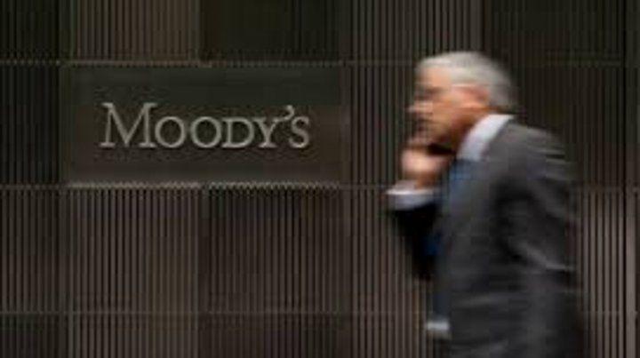 Moodys estimó que la economía argentina se contraerá 2,5 por ciento en 2020
