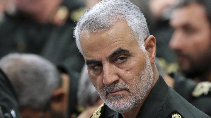 Trump dijo que el general Qasem Soleiman debió ser eliminado hace mucho tiempo antes.