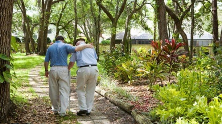Alzheimer. La demencia es la primera causa de discapacidad en la vejez.
