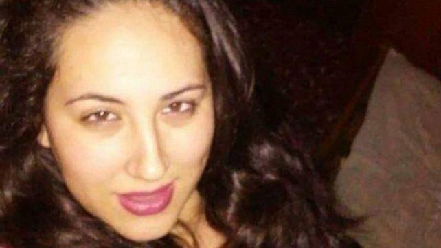 La víctima. Florencia tenía 27 años y un hijo de 7 y otra de 3