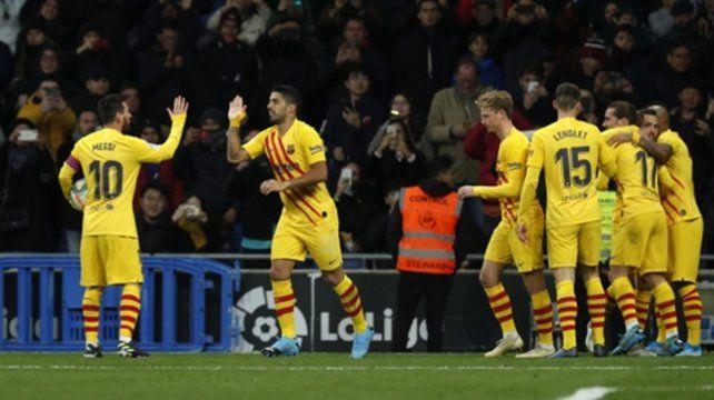 Barcelona ante Atlético Madrid
