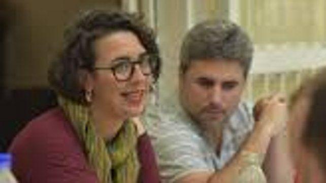 Pilar Escalante, politóloga rosarina.