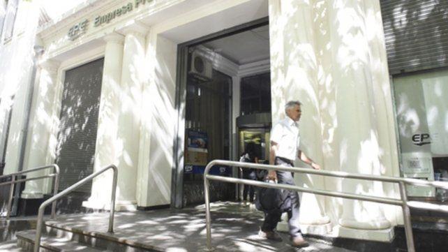 bajo análisis. La EPE fue intervenida por el gobierno de Perotti el 12 de diciembre pasado.
