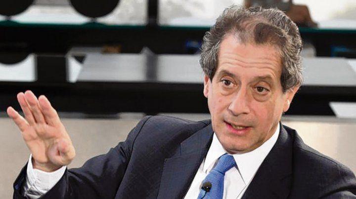 El presidente del Banco Central anunció medidas