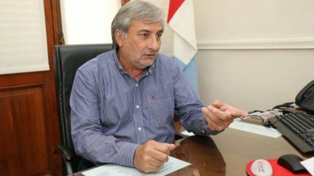 El ministro de Gestión Pública.